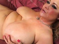 Sexy BBW Blonde Sam
