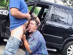 Sucked at the park 2