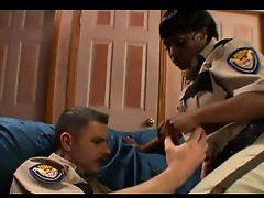 Big Titted Black Cop Jada Gets Da Beef