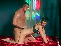 Crazy pornstars in Best MILF, Reality xxx clip
