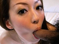 Yuu Sakura in Yummy sexy Japanese honey Yuu Sakura fingered and screwed - AviDolz