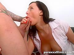 Best pornstar in Amazing Cumshots, Pornstars xxx scene