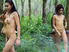 Thai Jungle Ladyboys