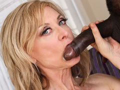MILF Gets Destroyed By Black Cock