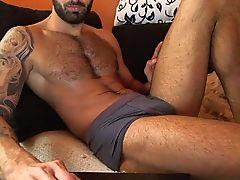 Perfect Hairy Man