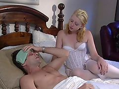 Slut in heat banged hard